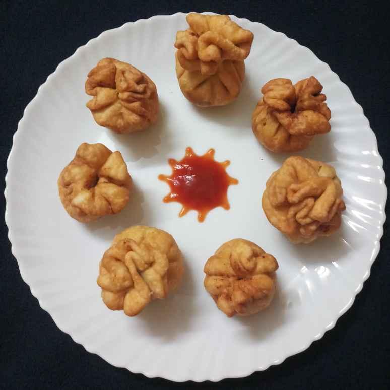 Photo of Soya potli by Sampurna Sarkar at BetterButter