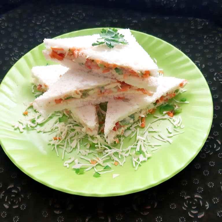 Photo of Mayonnaise Sandwich by Sampurna Sarkar at BetterButter