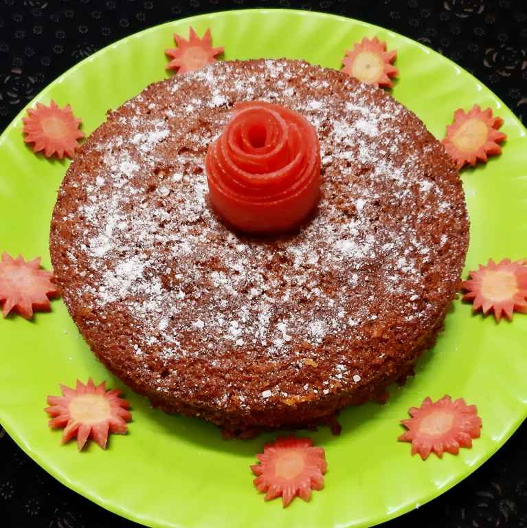 Photo of Carrot Cake by Sampurna Sarkar at BetterButter