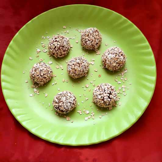 Photo of Banana laddu by Sampurna Sarkar at BetterButter