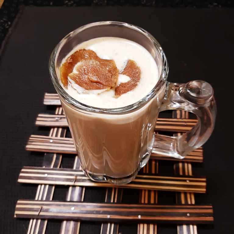 Photo of Sapodilla Milk Shake by Sampurna Sarkar at BetterButter