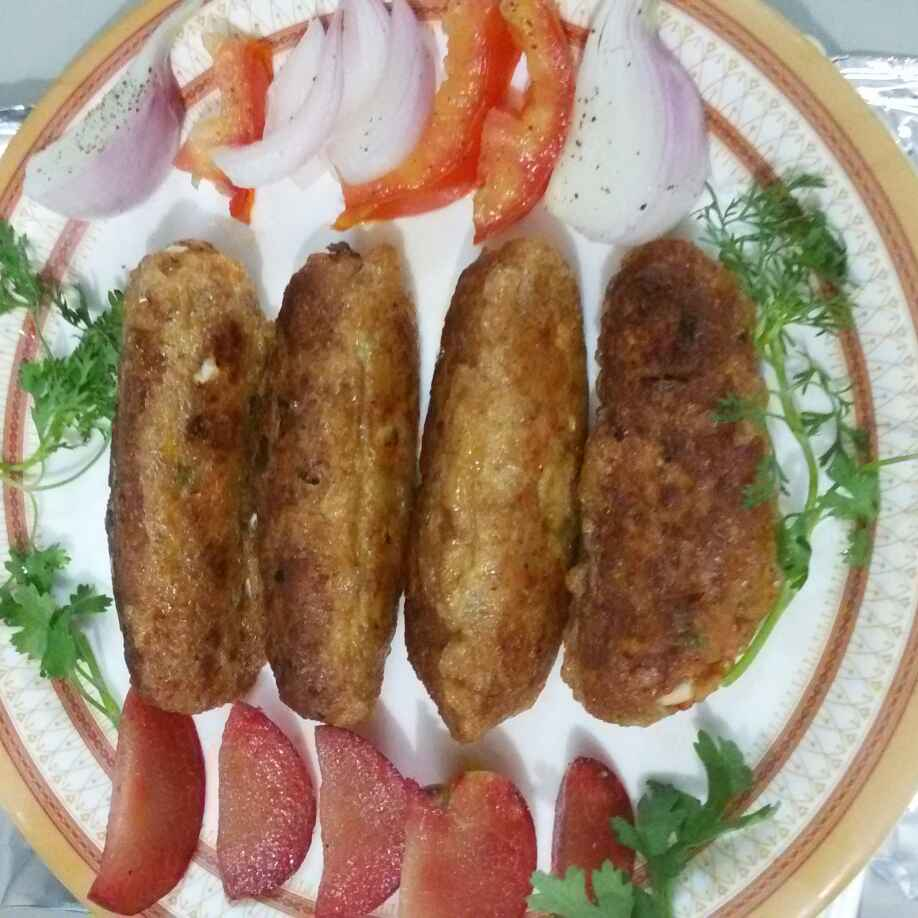 How to make Soya veg paneer kebabs