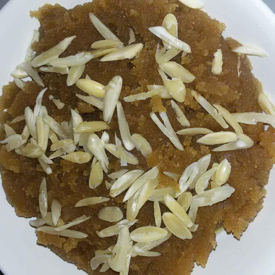 How to make Atta Halwa
