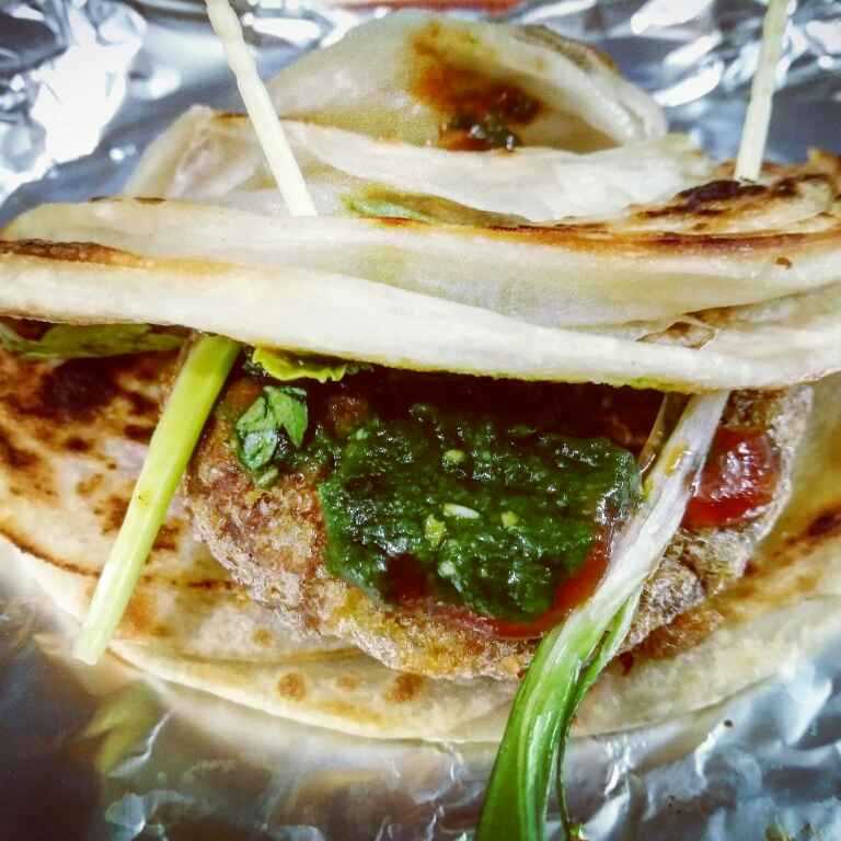 Photo of Shaami kebab and shaami pockets by sana Tungekar at BetterButter