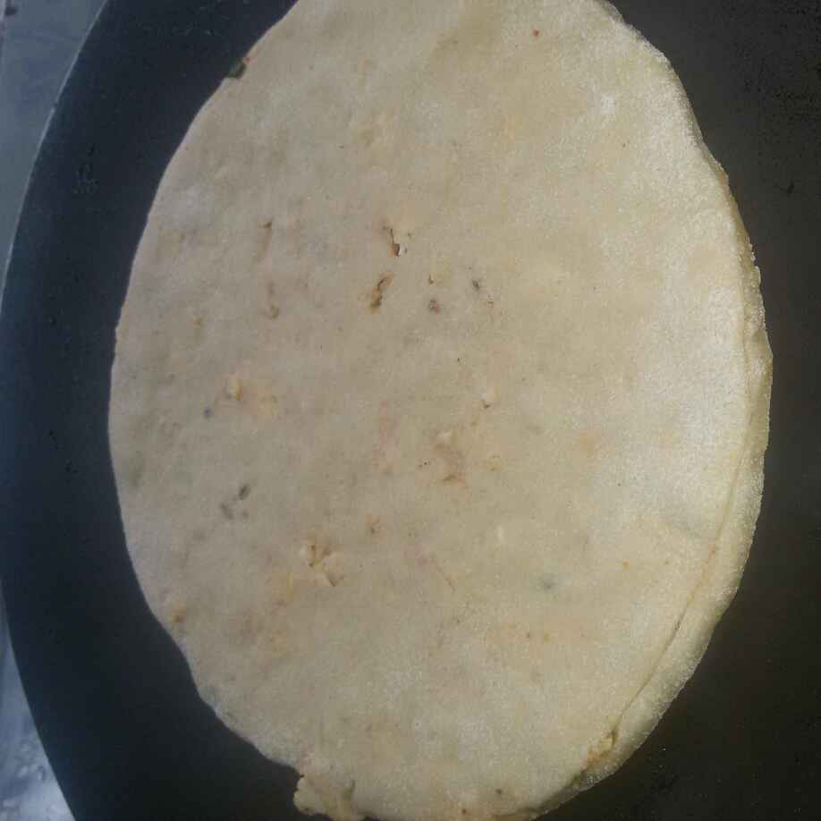Photo of Roasted Gobhi ka Paratha by Sana Tungekar at BetterButter