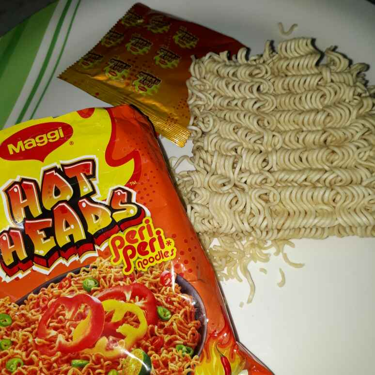 Photo of Maggi Peri peri Chopsuey by sana Tungekar at BetterButter