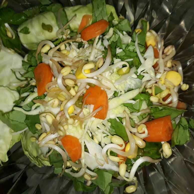 How to make Summer Delight Salad