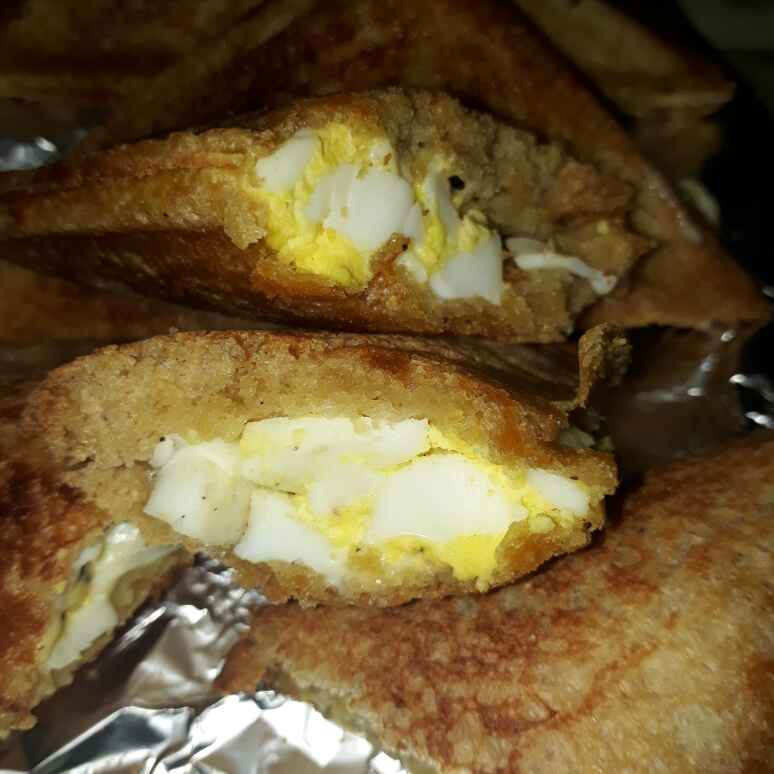 Photo of Egg And Cheese Patties by Sana Tungekar at BetterButter