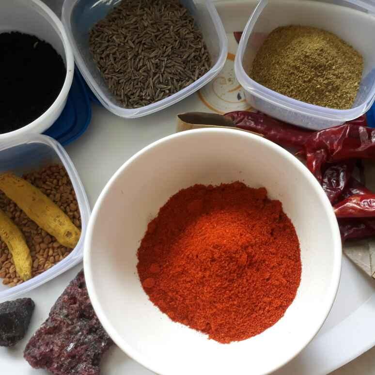 How to make Konkani Fish Spice