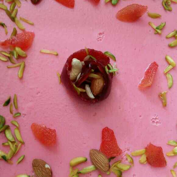 Photo of Raspberry delight by sana Tungekar at BetterButter