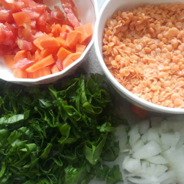 Photo of Red lentil hurry curry by sana Tungekar at BetterButter