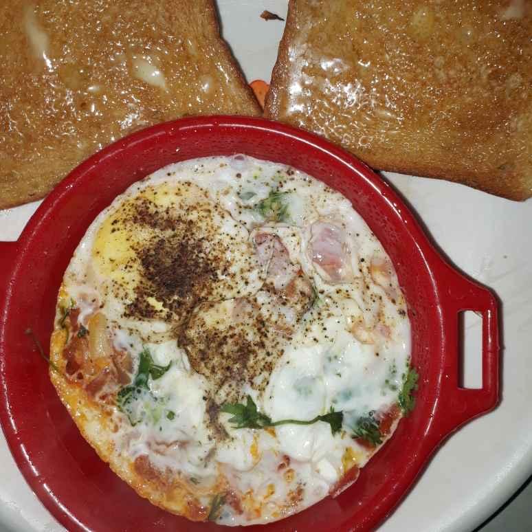How to make Oil free masala Egg