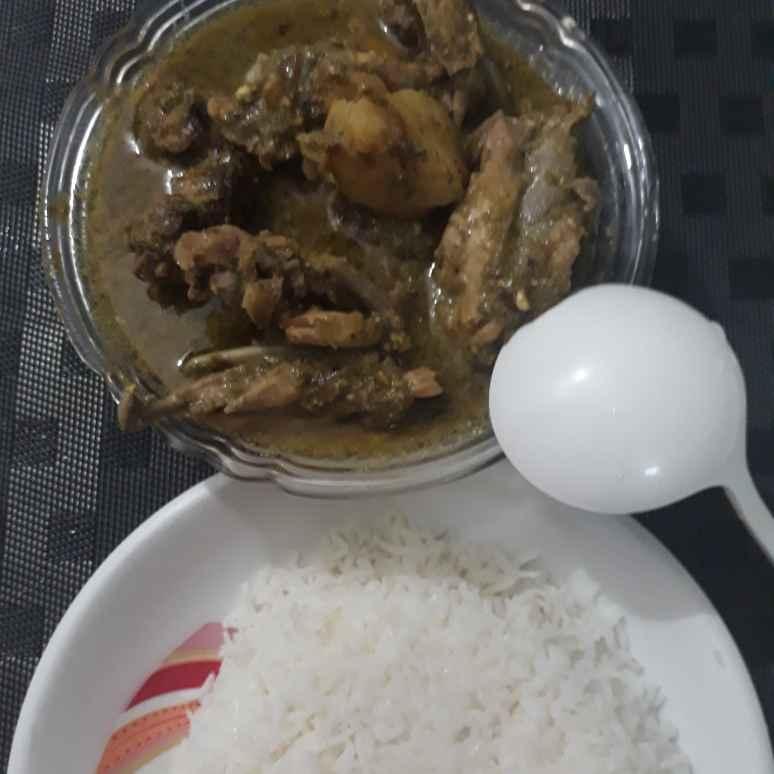 How to make Chicken Haryali
