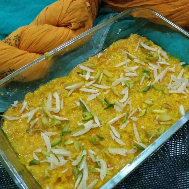 How to make Mango Fudge