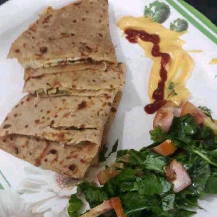 How to make Roti Quesadillas