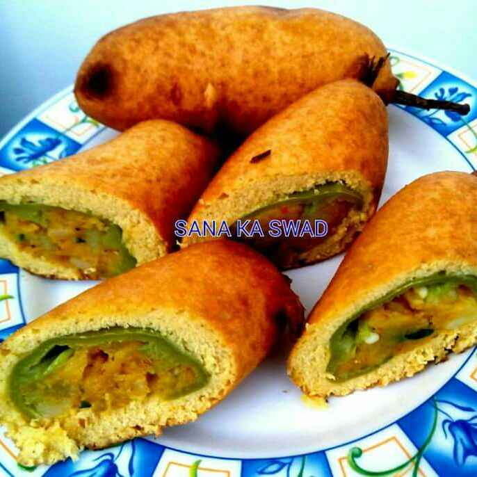 How to make MIRCHI WADA