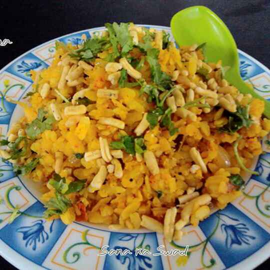 Photo of POHA by Sana Minhaz at BetterButter