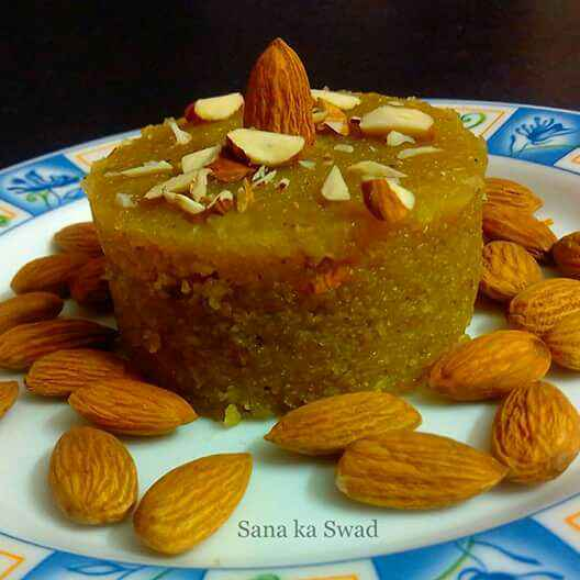 How to make Moong Dal Halwa