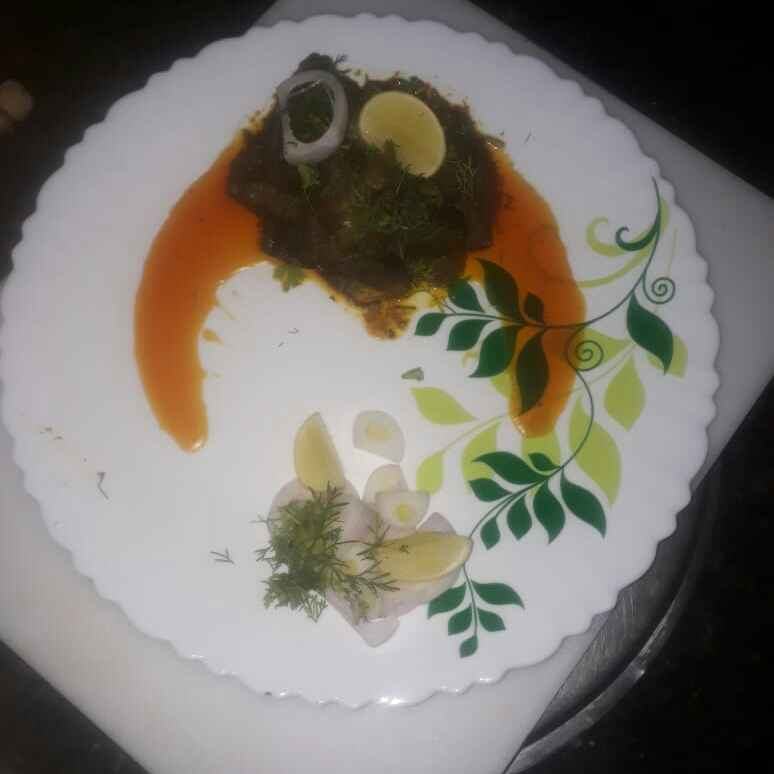 Photo of Bune kaleji masala by Sana khan PAthan at BetterButter
