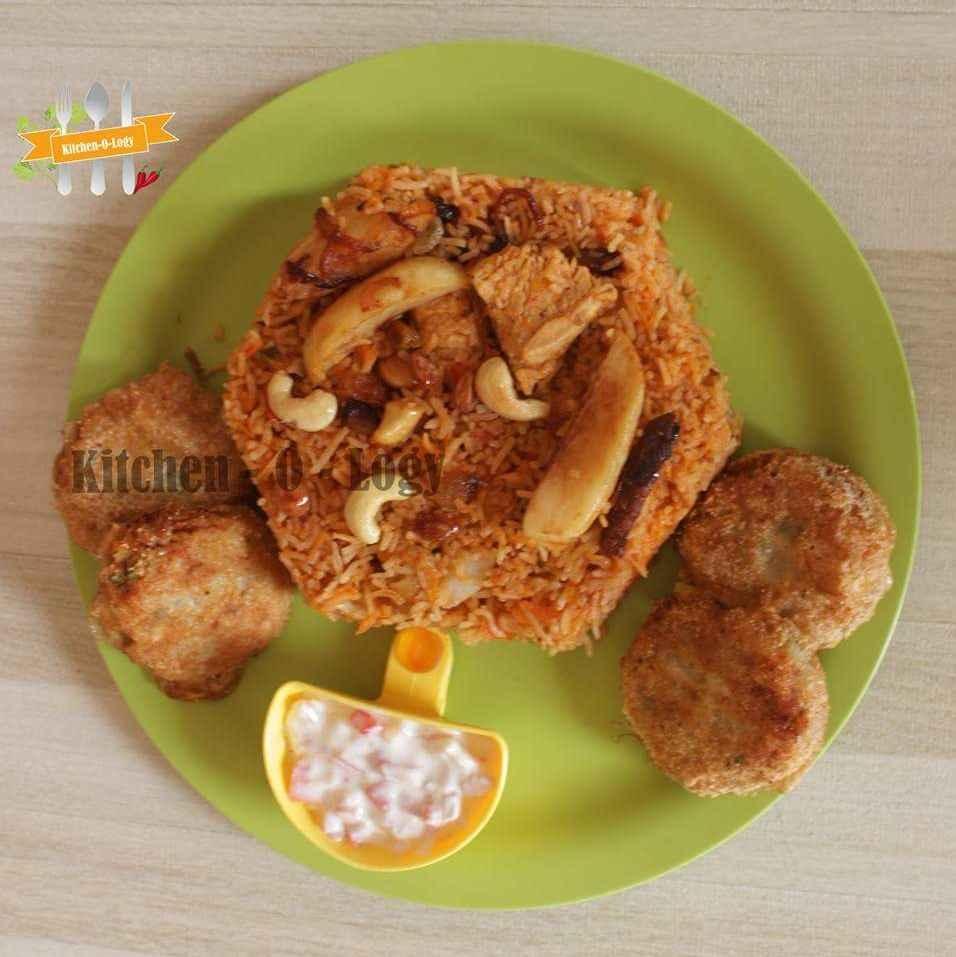 Photo of Chicken Bukhari Pulao by Rachna Chadha Sanam Merchant at BetterButter