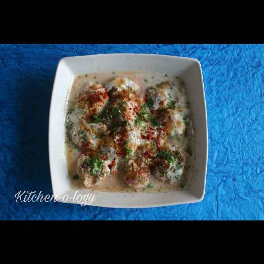 Photo of Dahi Vada by Rachna Chadha Sanam Merchant at BetterButter