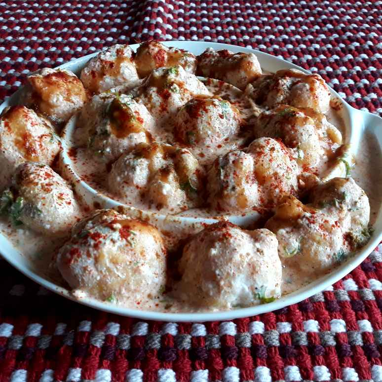 How to make Dahi Pakodi