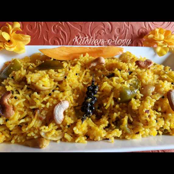 Photo of Mango Pilaf by Rachna Chadha Sanam Merchant at BetterButter