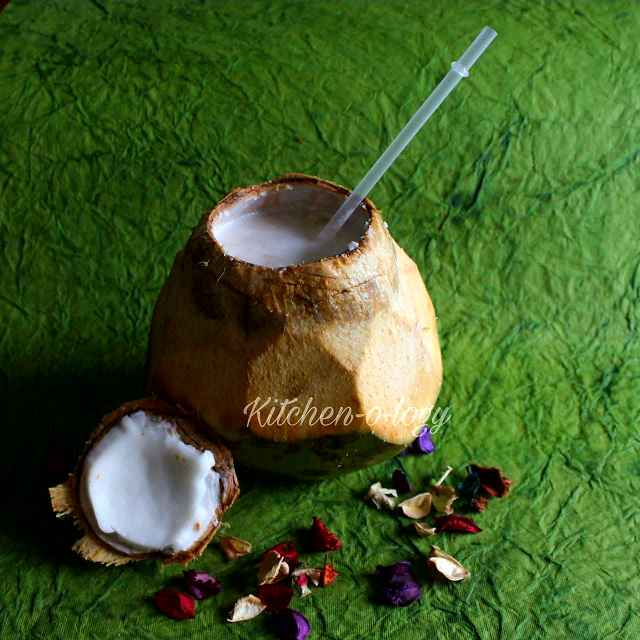 How to make Coconut Cream Drink
