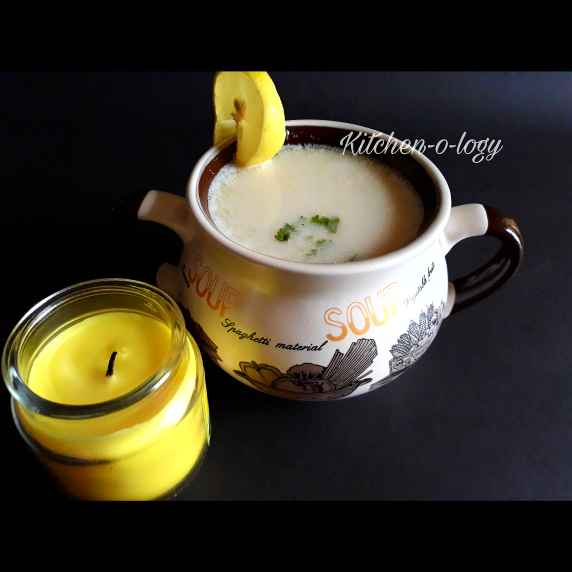 How to make Coconut Soup