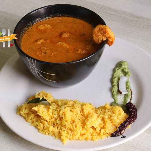 How to make Prawns Curry