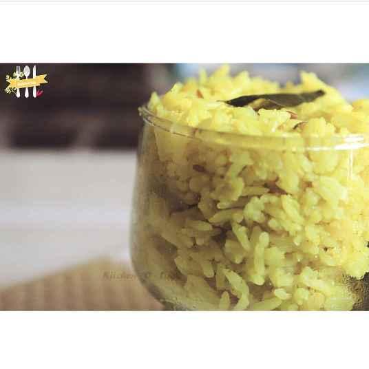 Photo of Prawns Green Curry by Rachna Chadha Sanam Merchant at BetterButter