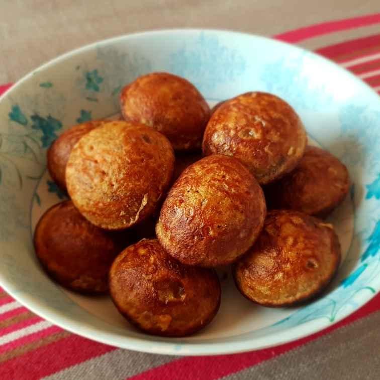How to make Sweet nachni paniyaram