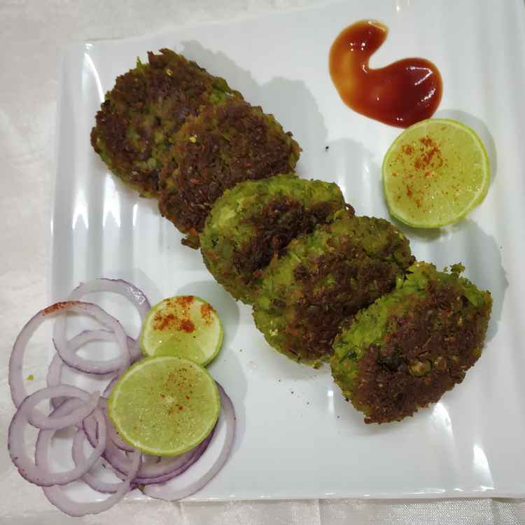 Photo of Peas kabab by Sananda Bhattacharyya at BetterButter