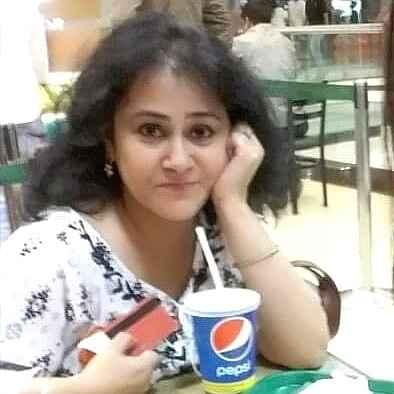 Deeya Sanchari food blogger
