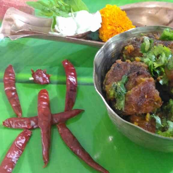 How to make Lau er kofta curry