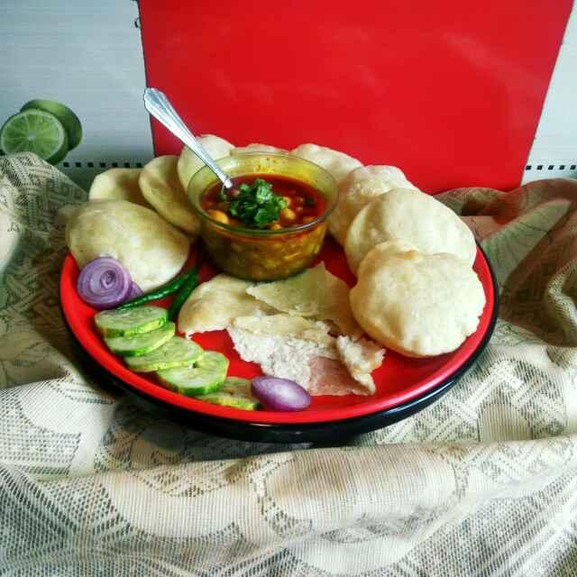 How to make নান পুরি