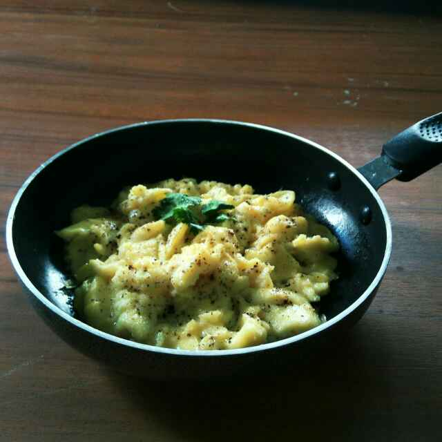 Photo of Scrambled egg by Sanchari Karmakar at BetterButter