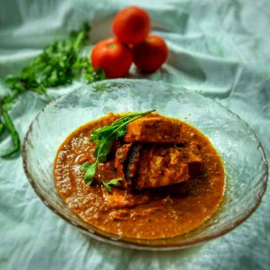 How to make পনীর টিক্কা মশালা গ্রেভি