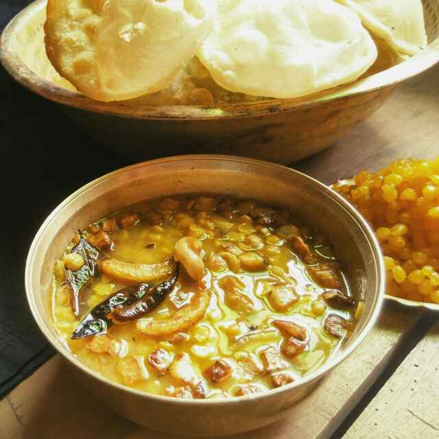 Photo of Cholar dal by Sanchari Karmakar at BetterButter