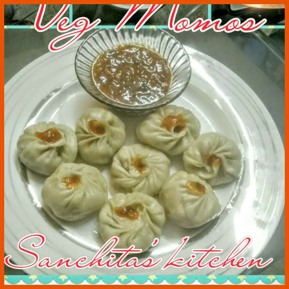 How to make Steamed Vegetable and Paneer Momos