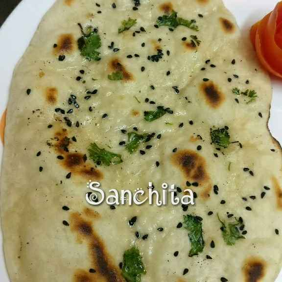 Photo of Restaurant Style Tawa Naan by Sanchita Agrawal Mittal at BetterButter