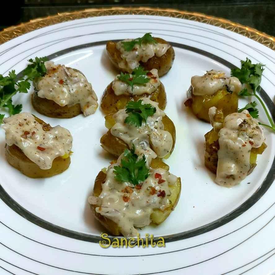How to make Crispy Spicy Cajun Baby Potatoes