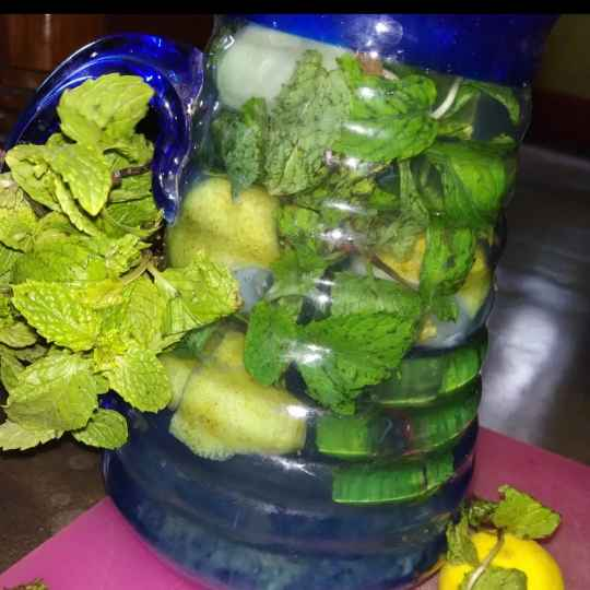 How to make Detox Drink
