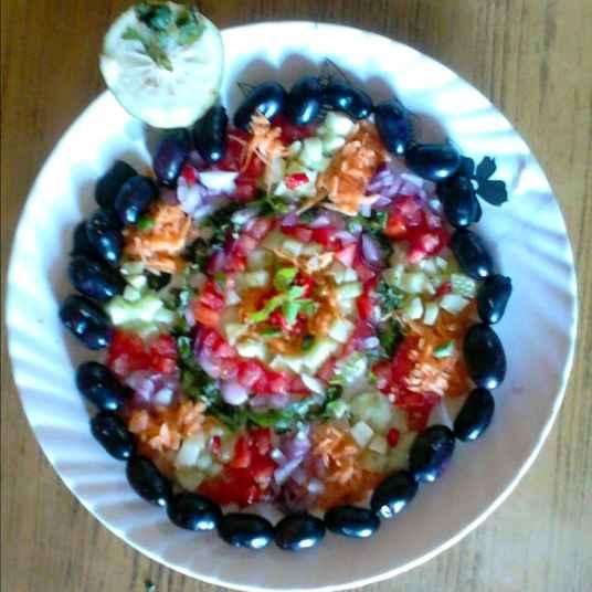 Photo of Flower salad by Sandeep Das at BetterButter