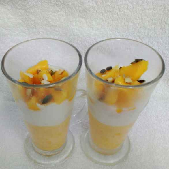 How to make Mango rabdi