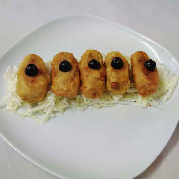 How to make Aloo vada or batata vada