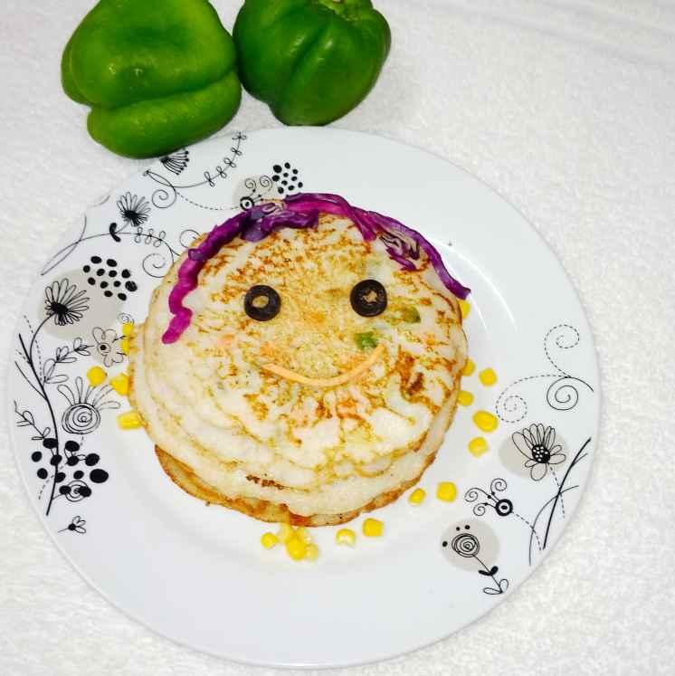 How to make Coconut pancake