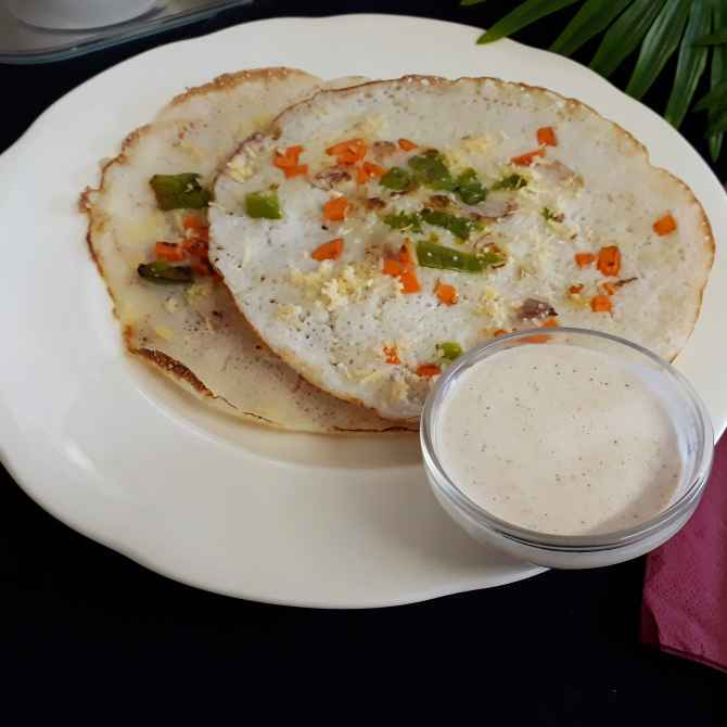 How to make Uttapam
