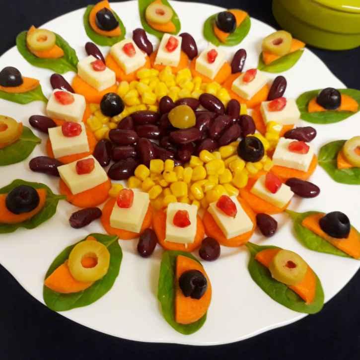 Photo of Cobb salad by Sandeepa Dwivedi at BetterButter