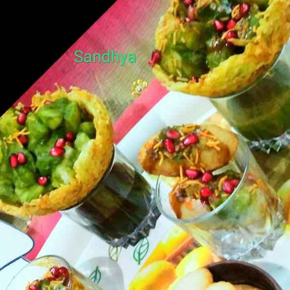How to make Dhaniya k aalo